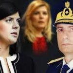 Laura Codruta Udrea și Elena Gabriela Kovesi