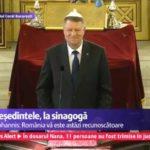 Klaus Iohannis a plecat iar dupa fenta lui Liviu Dragnea