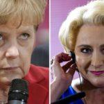 Merkel o suna pe Dancila. Retrogradarea lui Iohannis?
