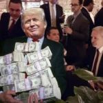 Donald Trump si forta banului