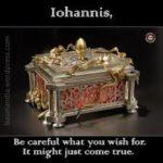 Inmuierea lui Iohannis