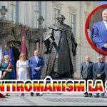 Klaus Iohannis vrea să echilibreze balanţa comercială a României: vinde gogoşi la export!
